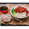 毛氏红烧肉150g嗨大米网咖奶茶店速食冷冻简餐外卖快餐料理包批发