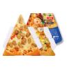 【大希地】4片披萨成品套装加热即食海鲜匹萨半成品速冻牛肉比萨