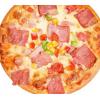速冻半成品披萨烤箱微波炉加热即食 榴莲7英寸冷冻匹萨饼