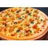 手工披萨饼半成品加热即食冷冻速冻速食比萨披萨
