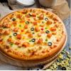 鑫美臣7寸奥尔良鸡肉披萨 半成品披萨 西式快餐原料 210g*12片